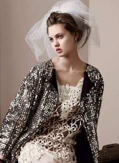 Document Journal #2 Model: Lindsey Wixson Photographer: Paul Wetherell Stylist: James Valeri More from this editorial.