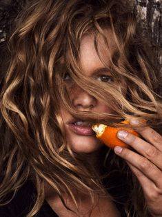 Vogue Paris May 2018 Anna Ewers by Mikael Jansson