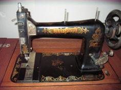 Raymond Antique Sewing Machine