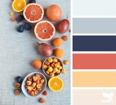 Living room colors palette design seeds New ideas Color Harmony, Color Balance, Harmony Design, Paleta Pantone, Orange Design, Room Color Schemes, Colour Pallete, Color Palettes, Fall Color Palette