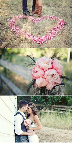 Bohemian Wedding Shoot: A girl and a camera photography