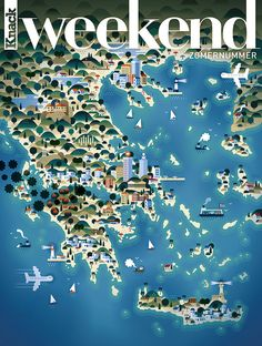 Greece by Khuan Cavemen Co