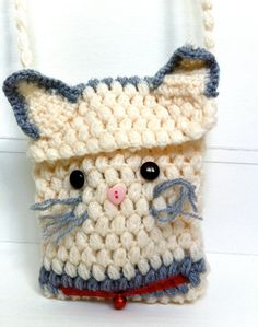 Cat bag - taffyandcinnamons on Etsy