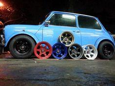 Mini Cooper Classic, Classic Mini, Classic Cars, My Dream Car, Dream Cars, Mini Copper, Minis, Mk1, Car Car