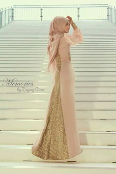 Modest Evening Hijab Dresses For - HijabiWorld Hijab Abaya, Hijab Dress, Dress Up, Lace Dress, Islamic Fashion, Muslim Fashion, Modest Fashion, Abaya Mode, Mode Hijab
