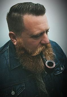 Beard Game, Epic Beard, Bald With Beard, Hipster Beard, Male Pattern Baldness, Drinking Buddies, Great Beards, Pipes And Cigars, Tobacco Pipes
