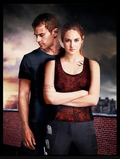 Tris and Four... I love it!!!