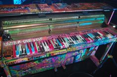 Chris Martin's Piano