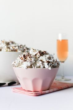 27 Healthy Popcorn Recipes to Cure Any Snack Attack Healthy Popcorn, Popcorn Recipes, Eat Healthy, Healthy Summer, Healthy Treats, Appetizer Recipes, Snack Recipes, Dessert Recipes, Appetizers