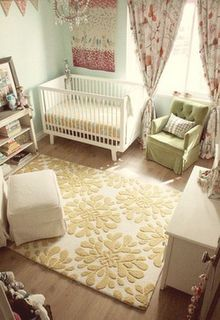 I hope I have the money to do all the things I want for my future child. This room is so stinkin cute!