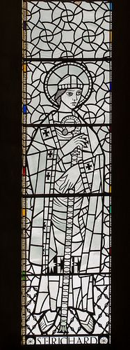Stained glass window, St John's church, St Leonards on sea | Flickr - Photo Sharing!