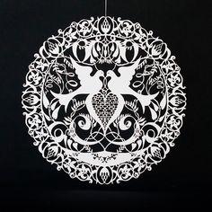 Paper Art by Karen Bit Vejle