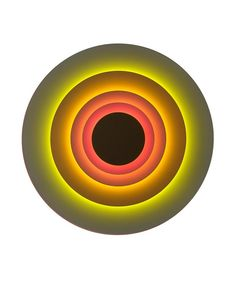 Concentric L Vegglampe Corona - Marset