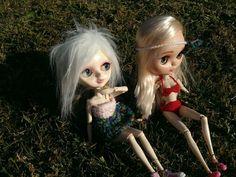 Noa y Amanda . Summer