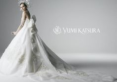 Yumi Katsura Haute-Couture осень-зима 2012-2013
