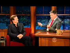 THE LATE LATE SHOW WITH CRAIG FERGUSON (January 17, 2012) ~ Colin Firth itnterview about TINKER TAILOR SOLDIER SPY (2011). (10:39) [Video]