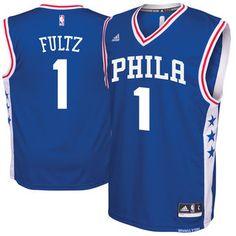 adidas Markelle Fultz Philadelphia 76ers Jersey  76ers  sixers  nba https    4222bcec9