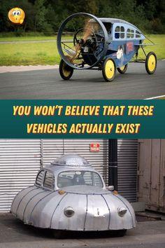 #Believe #Vehicles #Actually #Exist