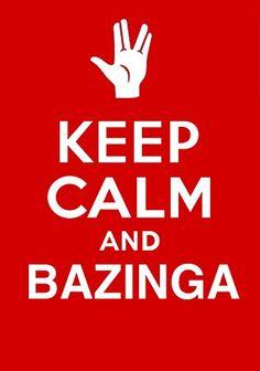 Bazinga!!!!
