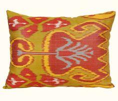 ikat pillow 1 739530 Afforable Ikat Pillows