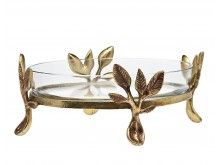 Shop for Laurel Oval Glass Serving Platter. Serving Platters, Tea Set, Candlesticks, Product Launch, Autumn Essentials, Crystals, Glass, Silver, Gold