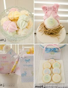 Last Minute Easter Party Ideas and a DIY Easter Cake Pop Tutorial!