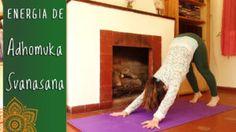 clase de Yoga *la energia-de-adhomuka-svanasana* en español latino. Que la disfrutes!