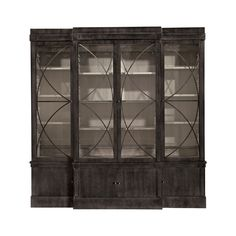 Hickory Chair 1911 Collection ARTISAN GRAND CABINET 4 DOOR BASE - ASH