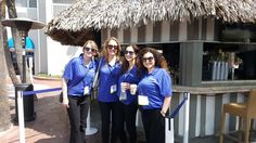 Lenora, Stephanie, Amanda and Sara at the 8th annual Perspective Users' Conference #PSVUC16