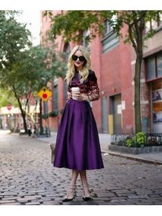 Everyone wants to dress themselves gorgeous and attractive in life,investing in this European Celeb Style Empire Waist Mid-Calf Skirts 2014 Wholesale Solid Color Ball Gown Long Skirts is a must.It is perfect with high heels for a slim silhouette.