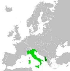 Italian invasion of Albania - Italy = light green, Albania = darker green. The Italian invasion of Albania (April 7 – April 12, 1939) was a brief military campaign by the Kingdom of Italy against the Albanian Kingdom. The conflict was a result of the imperialist policies of Italian dictator Benito Mussolini. Albania was rapidly overrun, its ruler, King Zog I, forced into exile, and the country made part of the Italian Empire as a separate kingdom in personal union with the Italian crown.