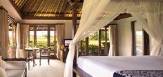 Ubud Chalet at Kamandalu Ubud - A five star luxury hotel resort in Bali Gili Trawangan, Ubud Resort, Resort Spa, Sunken Bath, Bali, Ubud Hotels, Beach Bungalows, British Colonial, Hotel Reviews