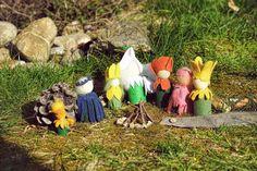 Life For Five: Blumenkinder basteln – kinderleicht und wunderschön Spring, Diy, Happy, Easter Activities, Floral, Creative, Nice Asses, Do It Yourself, Bricolage