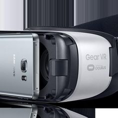 Tech: Samsung Gear VR Review: A Very Exciting Glimpse Into the Future Samsung's Gear VR transforms your phone into a headset TIME.com