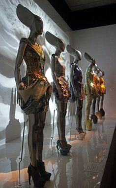 Alexander McQueen exhibition at the Met