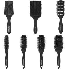 Waterclouds Black Brush Set 107,69