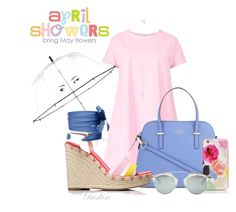 Designer Clothes, Shoes & Bags for Women Cut Clothes, 3 Kids, Just For Fun, Polyvore Outfits, Christian Dior, Rebecca Minkoff, Kate Spade, Ootd, Vacation