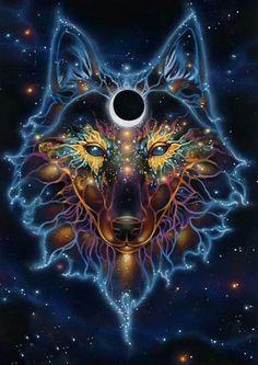My animal totem...the wolf