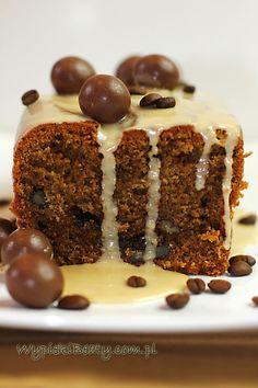 kawowe ciasto1 Egg Names, Polish Recipes, Food Cakes, How Sweet Eats, Tiramisu, Food To Make, Cake Recipes, Food And Drink, Menu