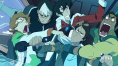 [US] 8 Questions After Finishing Voltron:Legendary Defender