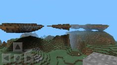 Have you ever seen hovering alien aircrafts? This magical thing appears in Low Floating Islands Seed. This is an impressive floating island you should explore for many reasons. The island is far away from the ground for about some blocks. You can find some deep valleys and low hills surrounding... https://mcpebox.com/low-floating-islands-seed-minecraft-pe/