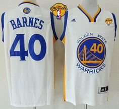 Only $26.88 please email me at maryjerseyelway@gmail.com for Revolution 30 Warriors 40 Harrison Barnes White The 2015 Finals Patch Stitched NBA Jersey