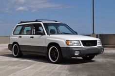 1998 Forester L-my work in progress - Subaru Forester Owners Forum