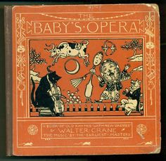 CRANE Walter - The Baby s Opera