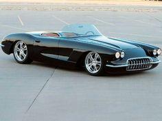 Corvette 1960 convertible