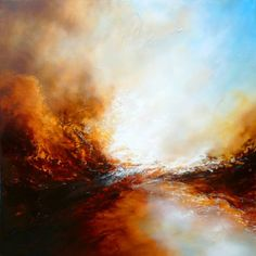 The atmospheric paintings of Simon Kenny - Artists Inspire Artists