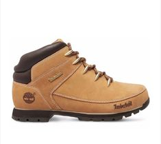 Shop Men's Euro Sprint Hiker today at Timberland. The official Timberland online store. Timberland Hiking Boots, Timberland Boots Outfit, Timberland Waterproof Boots, Mens Hiking Boots, Mens Winter Boots, Timberlands Shoes, Timberland Mens, Leather Men, Combat Boots