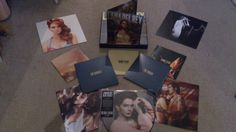 Lana del Rey - Born To Die: The Paradise Edition (Boxset version) http://store.universal-music.co.uk/invt/0602537173990