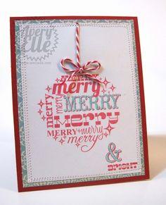 Avery Elle: November Release Week - Merry & Bright