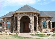 Chief Joseph Stone You are in the right place about dream house House By The Sea, House With Porch, House Front, Chief Joseph, Luxury Homes Dream Houses, House Blueprints, Dream House Exterior, Kitchen Pictures, Pool Houses